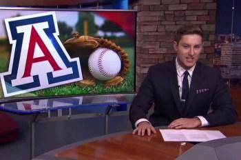 Arizona Sportscaster Pays Tribute to Kanye Like Never Before
