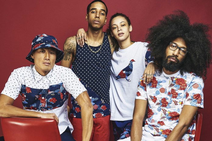 Staple's Second Delivery for 2016 Spring/Summer Gets Crafty with Prints