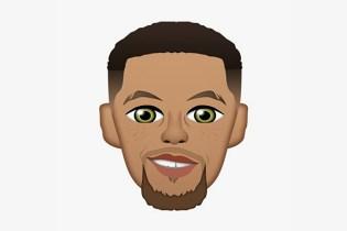 2-Time NBA MVP Steph Curry Reveals His Own Emoji App