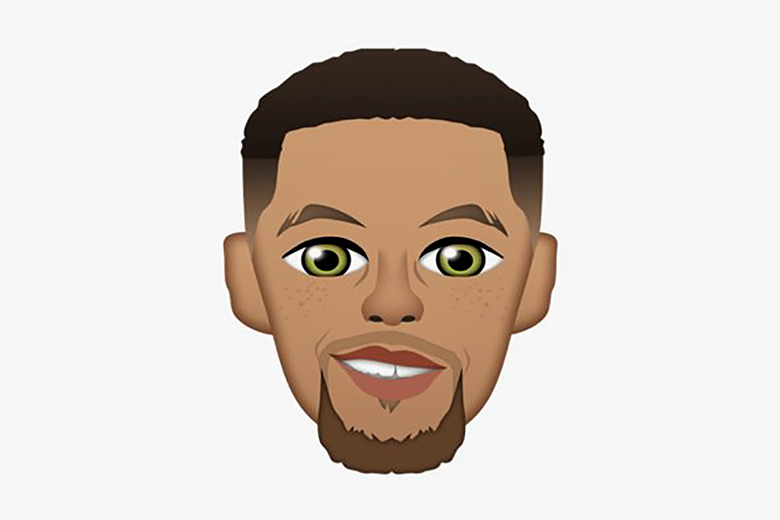 Steph Curry Emoji App   HYPEBEAST