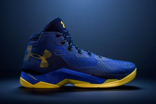 "The First Steph Curry x Under Armour Silhouette to Release After Finals Fall Pays Homage to ""Dub Nation"""