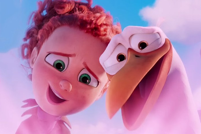 The Birds Are Getting out of the Baby Business in New 'Storks' Trailer