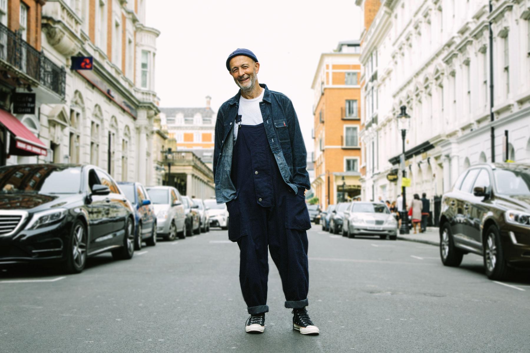 Streetsnaps: Nigel Cabourn