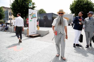 Streetsnaps: Pitti Uomo June 2016 - Part 2