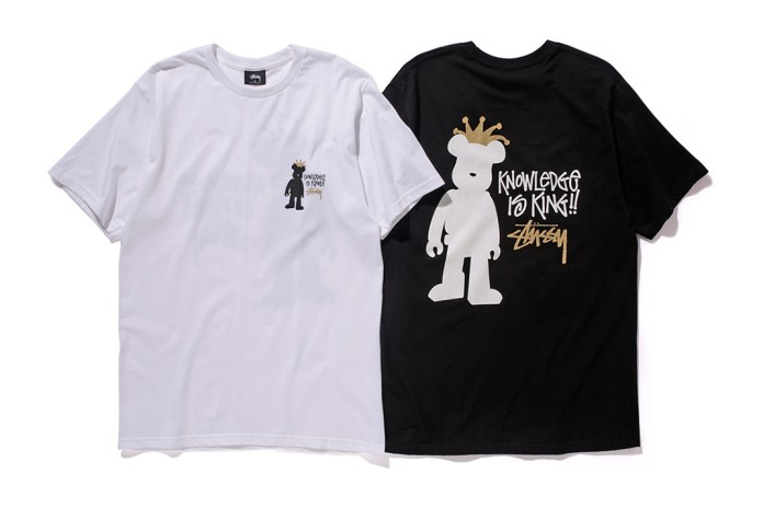 Stüssy Japan Commemorates 20 Years of Bearbricks