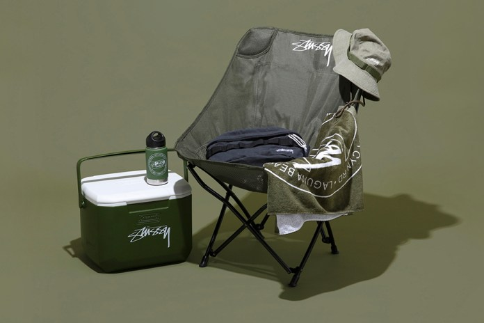 Stussy Has You Covered for Your Trips & Festival Outings This Summer