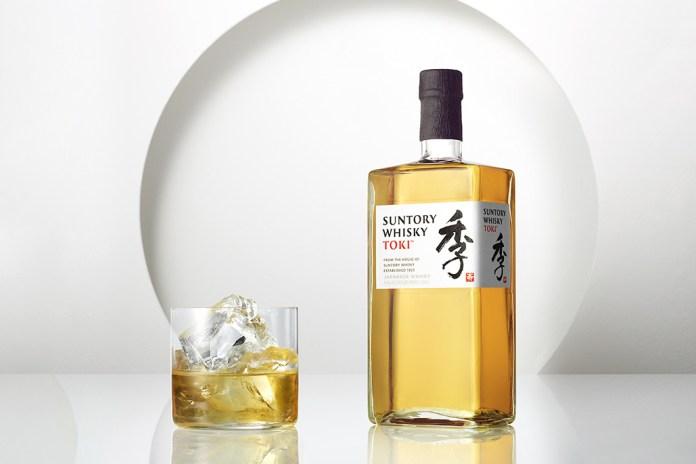 Suntory Introduces Its Newest Toki Whisky