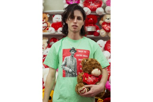Supreme's Latest T-shirt Delivery Stars Lucas, Spoety, W.S. Burroughs, St. Ides and More