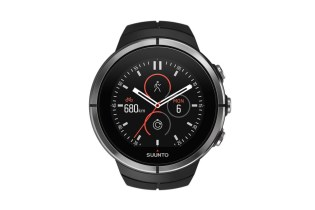 The Suunto Spartan Smartwatch Merges Rugged Design With Athletic Insights