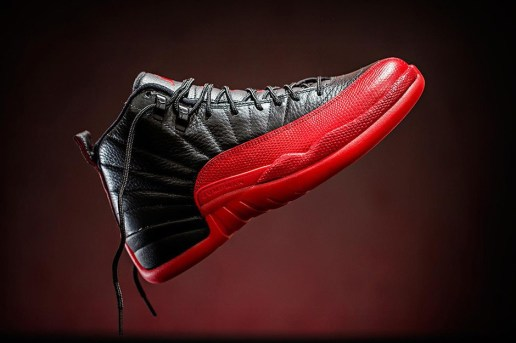 "The Air Jordan 12 ""Flu Game"" Generated Over $20 Million"