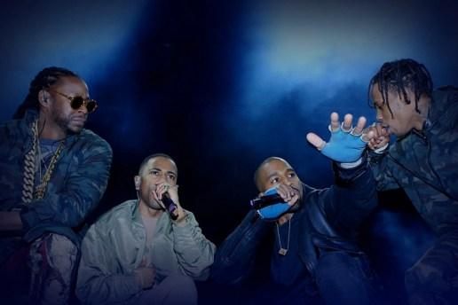 "The CDQ of Kanye West's ""Champion"" Has Dropped Featuring Quavo, Travi$ Scott, Big Sean, Gucci Mane, Desiigner, Yo Gotti & 2 Chainz"