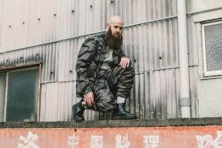 The Common-Folk's Joseph Azulay Brings New Life To Historical Japanese Fashion