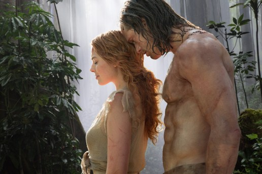'The Legend of Tarzan' Unleashes Its Third Trailer