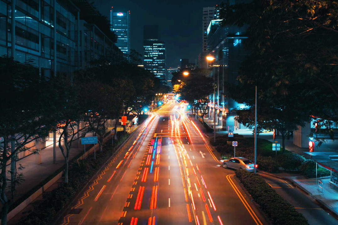 Fuel Your Dreams of Travel With This Stunning Hyperlapse of Singapore