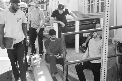 The Theories of Atlantis Skate Crew Heads West for 'Escape to LA'