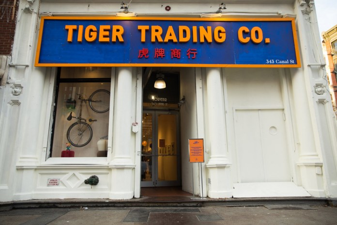 Tiger Trading Co. Launches NYC Pop-Up Shop With Over 800 Products