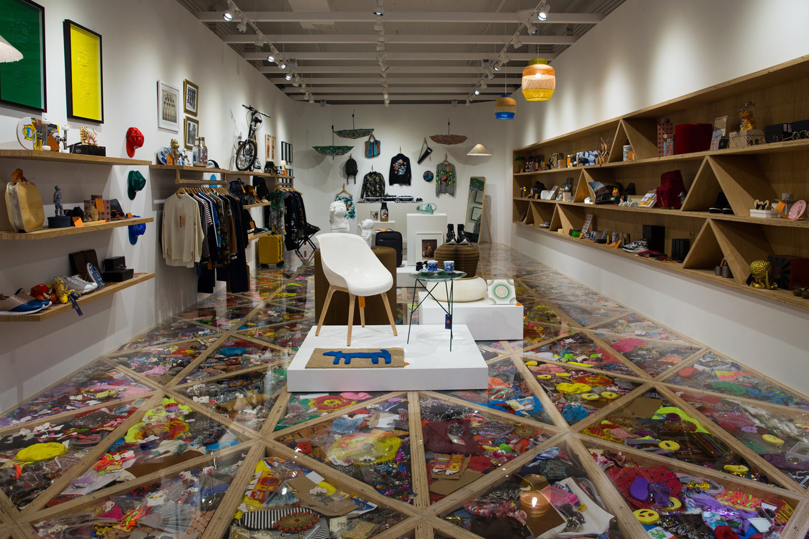 Tiger trading co launches nyc pop up shop hypebeast for The design company