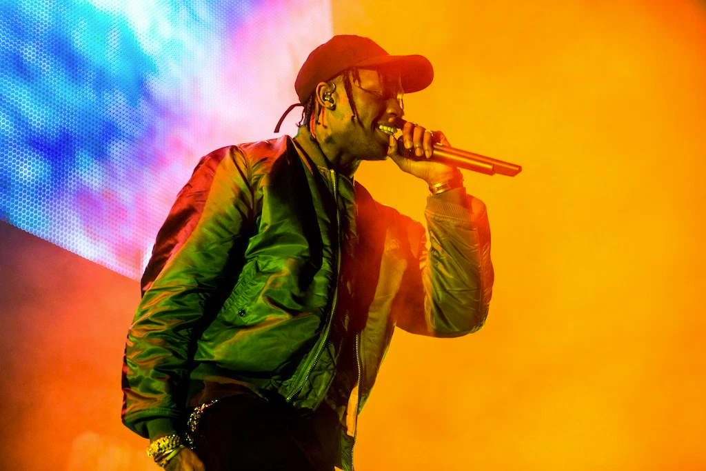 "UPDATE: Travis Scott Drops First Single From Upcoming Album ""Pick up the Phone"" Featuring Young Thug & Quavo"