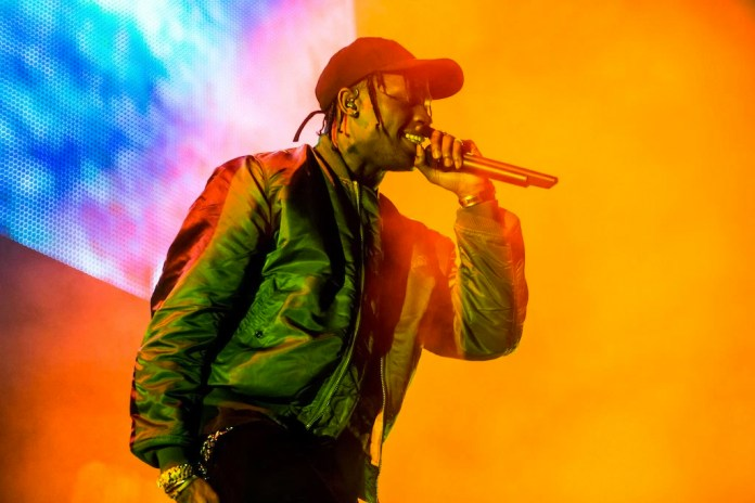 """UPDATE: Travis Scott Drops First Single From Upcoming Album """"Pick up the Phone"""" Featuring Young Thug & Quavo"""