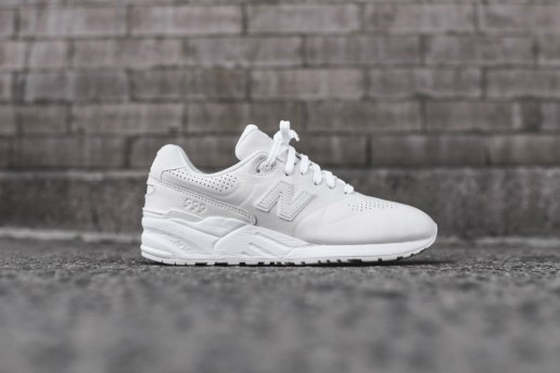 Dropping in a Slick Triple White Colorway Are the New Balance 999 Deconstructed's