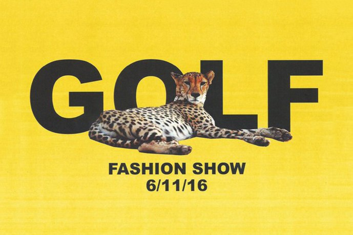 Watch Tyler, the Creator's Debut Golf Fashion Show