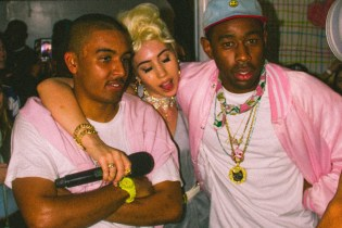 Tyler, The Creator and Kali Uchis Make a Surprise Appearance at Illegal Civilization's Second Ever Art Show