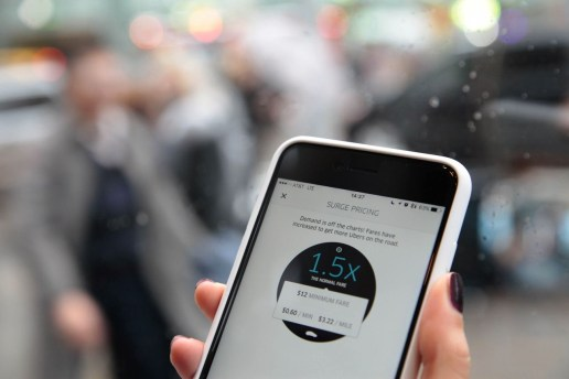 Uber Will No Longer Display Details About Surge Pricing