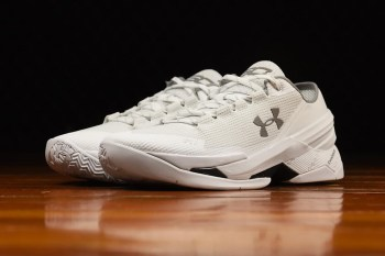 """Under Armour Pays Homage to Steph Curry's Nickname With the """"Chef Curry"""" Low 2"""