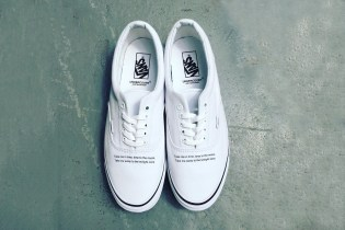 Here's a Closer Look at UNDERCOVER's Vans Era