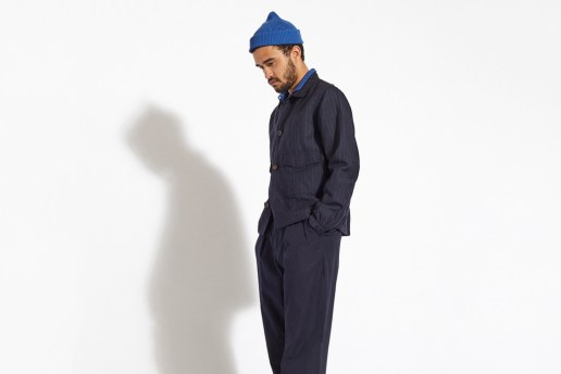 Universal Works' 2017 Spring/Summer Collection Subtly Revamps Workwear Staples