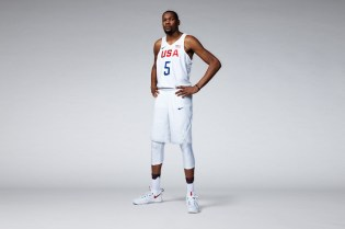 USA Olympic Men's Basketball Team Roster and Jerseys Officially Unveiled