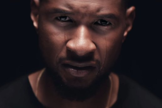 "Usher Bursts Into Tears in Soul-Stirring New Music Video ""Crash"""