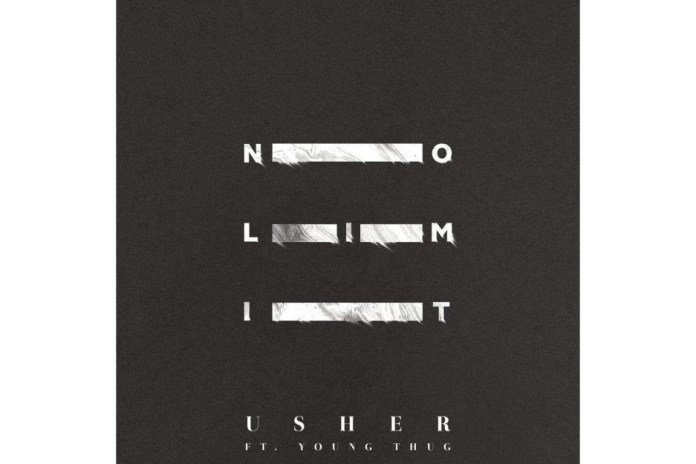 """The Unlikely Team of Usher and Young Thug Deliver New Song """"No Limit"""""""
