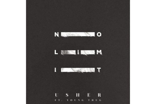 "The Unlikely Team of Usher and Young Thug Deliver New Song ""No Limit"""