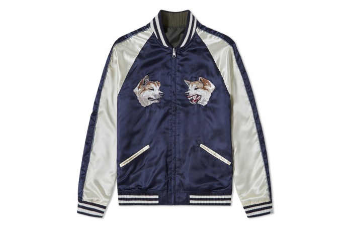 Vanquish Pays Tribute to Shibuya and Hachikō the Dog With Its MA-1 Souvenir Jacket