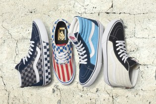 Vans Drops Another 50th Anniversary Pro Classics Collection