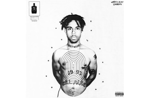 Vic Mensa Releases New 'There's Alot Going On' Mixtape