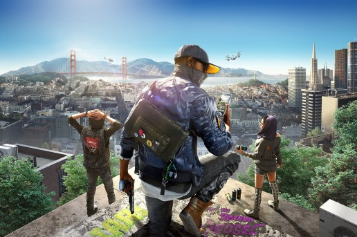 'Watch Dogs 2' Will Let You Hack the Bay Area This Fall
