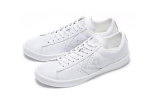 White atelier by CONVERSE Celebrates the 40th Anniversary of the Pro Leather OX Low
