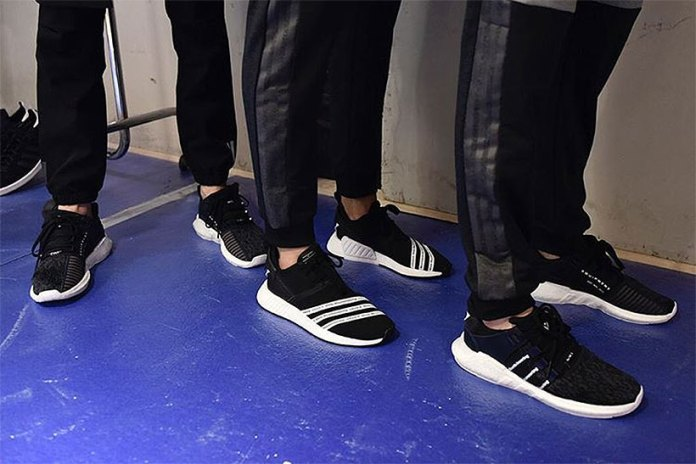 A First Look at the White Mountaineering x adidas Originals NMD R2 and NMD Trail