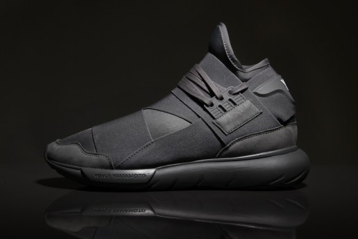"Y-3's Qasa High Silhouette Adds ""Vista Grey"" to Its Selection of Colors"