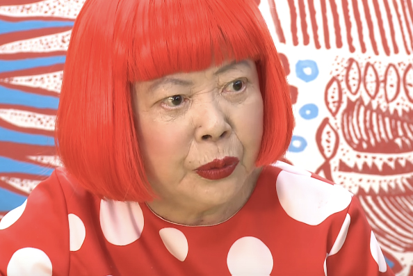 An Intimate Look Inside Yayoi Kusama's Life