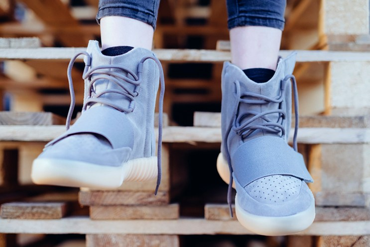 "Another Look at the Yeezy Boost 750 ""Light Grey/Gum"""