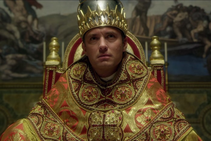 Jude Law Stars as the First American Pontiff in 'The Young Pope'