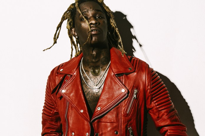 """Young Thug Recalls His First STD in """"Controlla"""" Remix """"No Wendy's"""""""