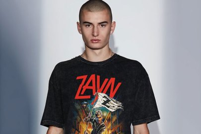 Zayn Malik Enlists Iron Maiden's Illustrator For 'Mind of Mine' Merchandise