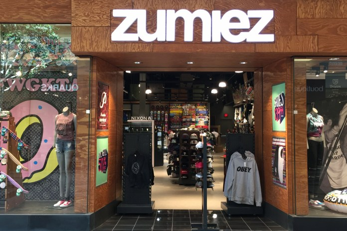 Zumiez Reports a Q1 Loss of $2.1 Million USD