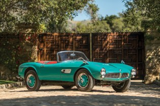 This Rare 1957 BMW 507 Roadster Series I Is up for Auction Now at RM Sotheby's