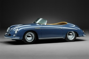 Now's Your Turn to Take This 1957 Porsche 356A Speedster Around the Block