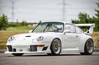 A Rare 1995 Porsche 911 GT2 Evo Is up for Auction
